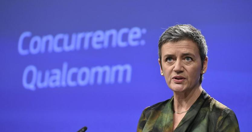 Margrethe Vestager (AFP PHOTO / JOHN THYS)